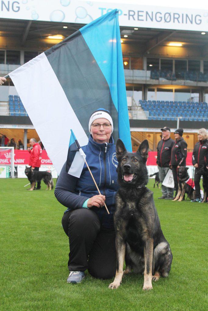 WUSV MM 2018 Randers Taani Urve Lageda ja Estrellest von Vertex